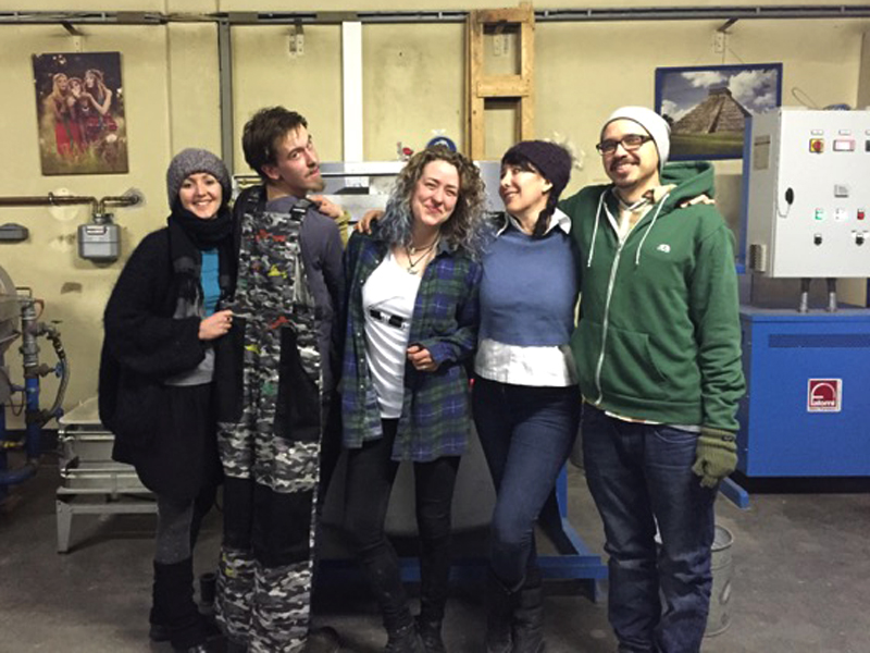 Studio team